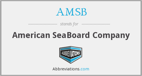What does AMSB stand for?