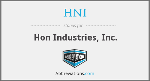 What does HNI stand for?