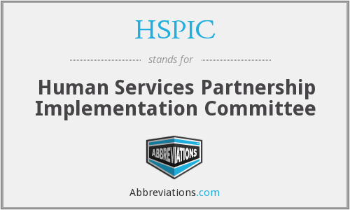 What does HSPIC stand for?