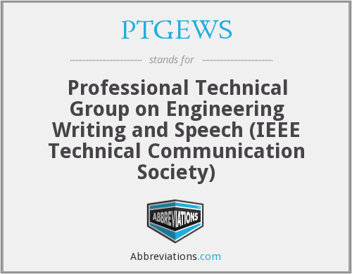 What does PTGEWS stand for?