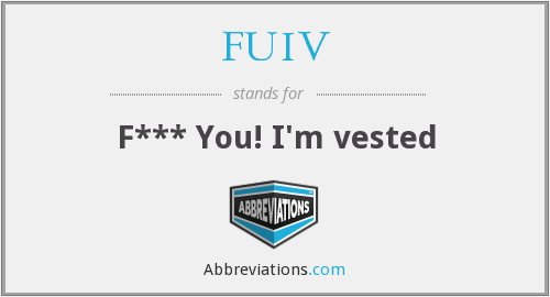 What does FUIV stand for?