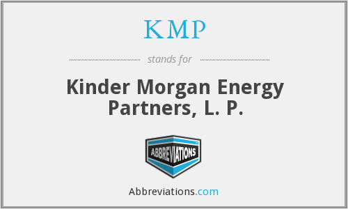 What does KMP stand for?