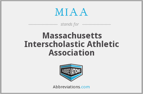 What does MIAA stand for?
