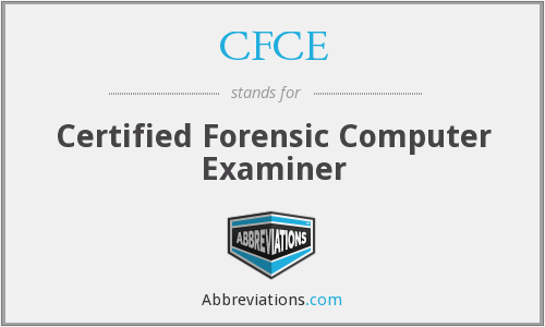 What does CFCE stand for?