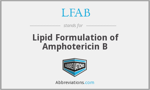What does LFAB stand for?