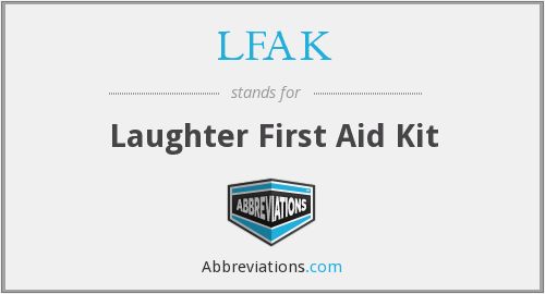 What does LFAK stand for?