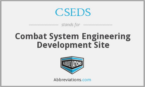 What does CSEDS stand for?