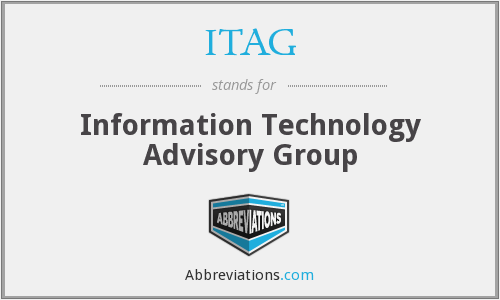 What does ITAG stand for?