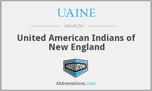 What does UAINE stand for?