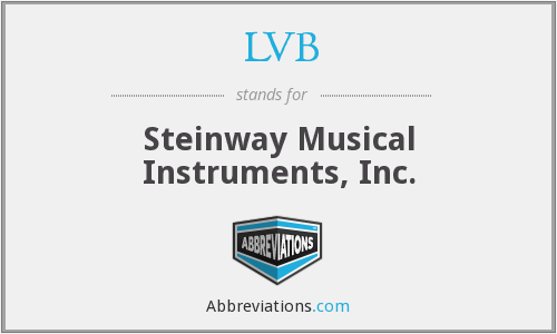What does LVB stand for?