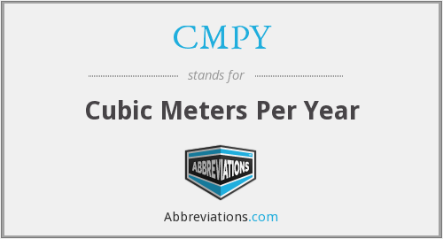 What does CMPY stand for?