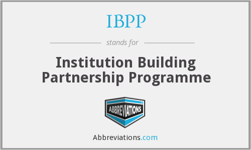 What does IBPP stand for?