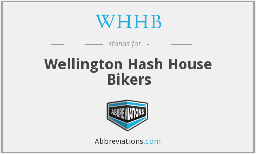 What does WHHB stand for?