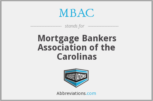 What does MBAC stand for?