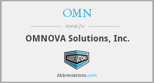 What does OMN stand for?