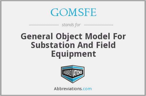 What does GOMSFE stand for?