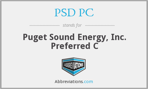 What does PSD PC stand for?
