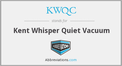 What does KWQC stand for?