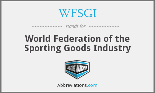 What does WFSGI stand for?