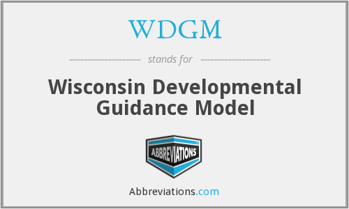 What does WDGM stand for?