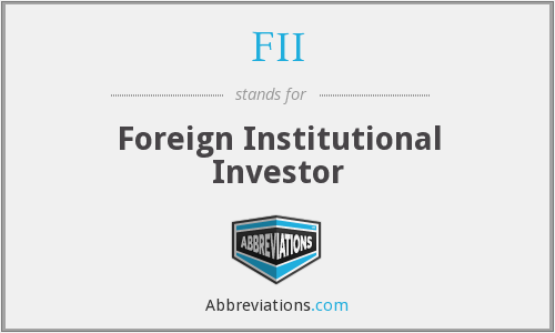 What does FII stand for?