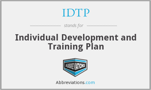 What does IDTP stand for?