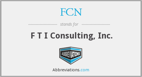 What does FCN stand for?