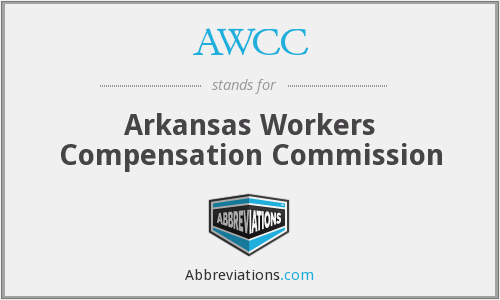 What does AWCC stand for?