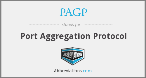 What does PAGP stand for?