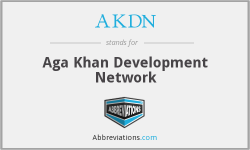What does AKDN stand for?