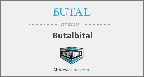 What does BUTAL stand for?