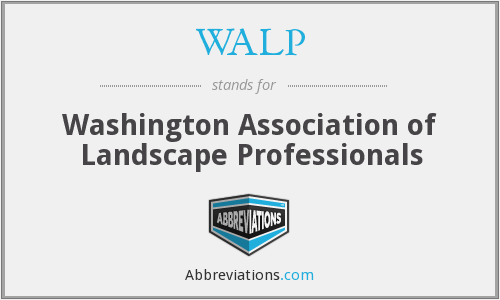 What does WALP stand for?