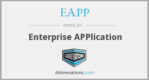 What does EAPP stand for?