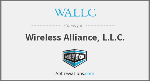 What does WALLC stand for?