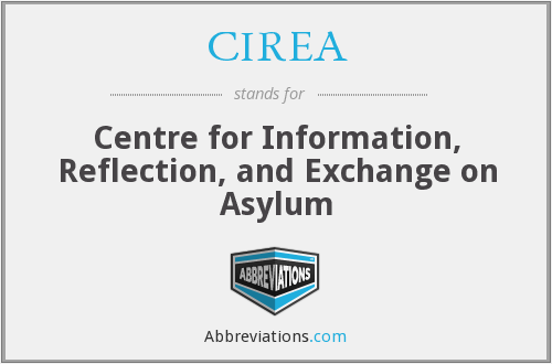 What does CIREA stand for?