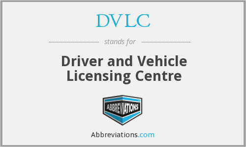 What does DVLC stand for?