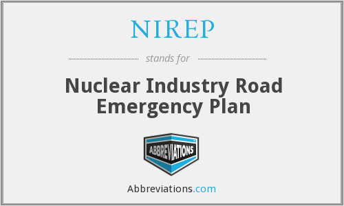 What does NIREP stand for?