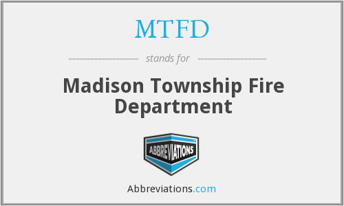 What does MTFD stand for?