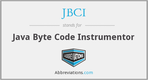 What does JBCI stand for?