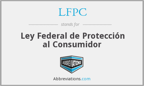 What does LFPC stand for?