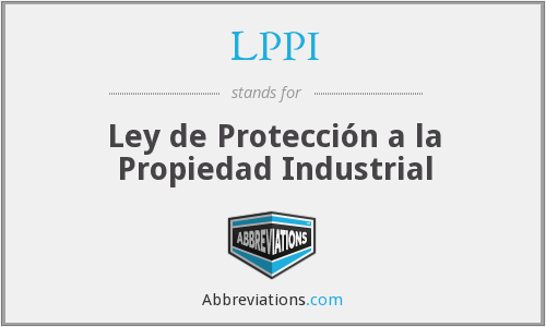 What does LPPI stand for?