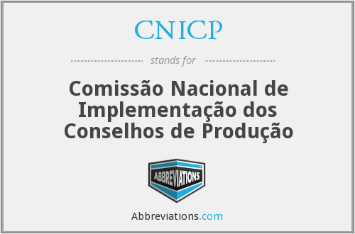 What does CNICP stand for?