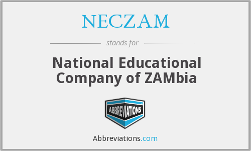 What does NECZAM stand for?