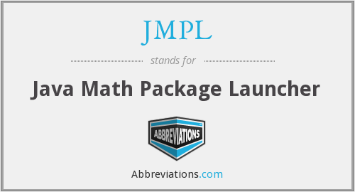 What does JMPL stand for?