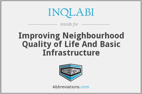 What does INQLABI stand for?
