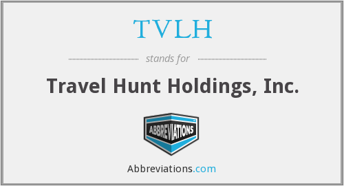 What does TVLH stand for?