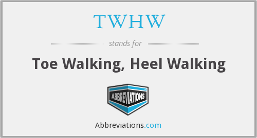 What does TWHW stand for?