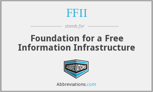 What does FFII stand for?