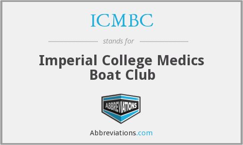 What does ICMBC stand for?