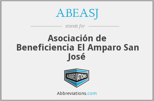 What does ABEASJ stand for?